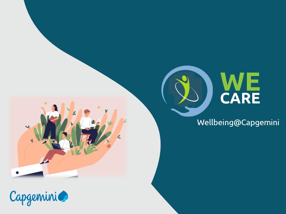 Capgemini Wellbeing