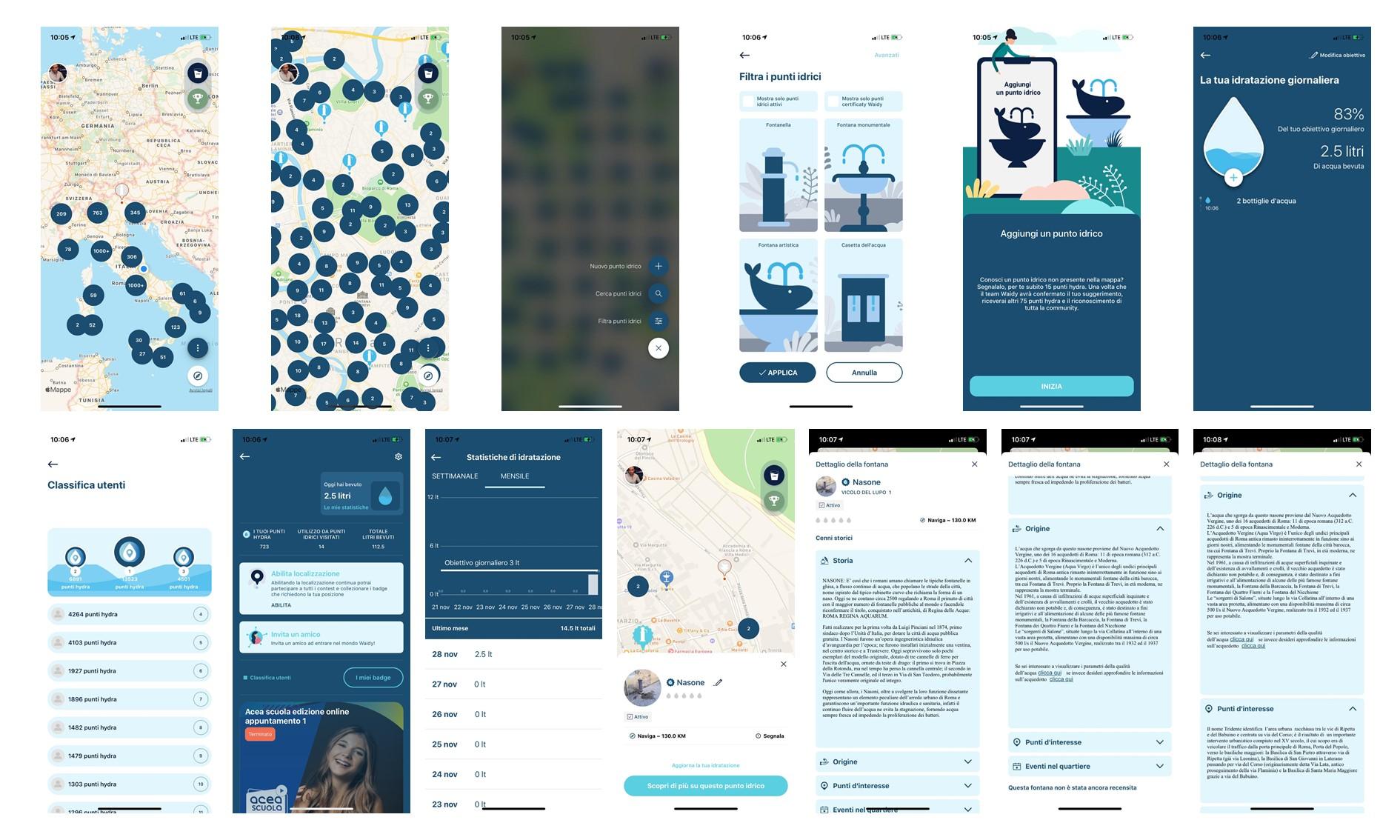 Waidy_layout app